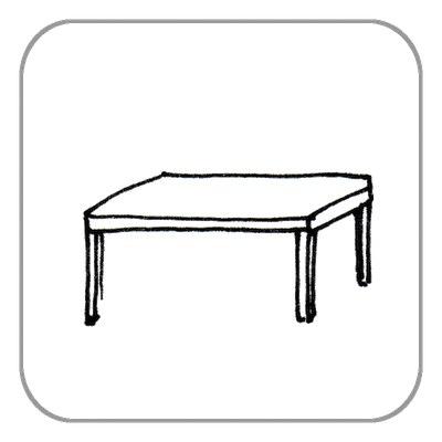 Schreibtisch bis 1,6 m
