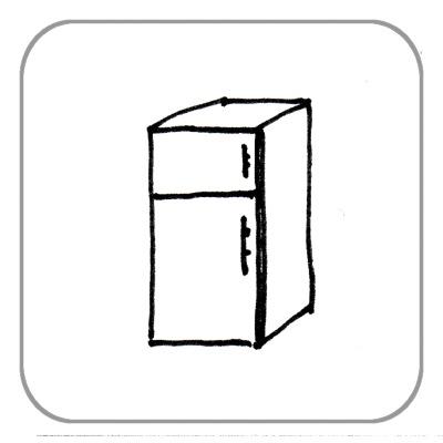 Kühlschrank/Truhe, über 120 l