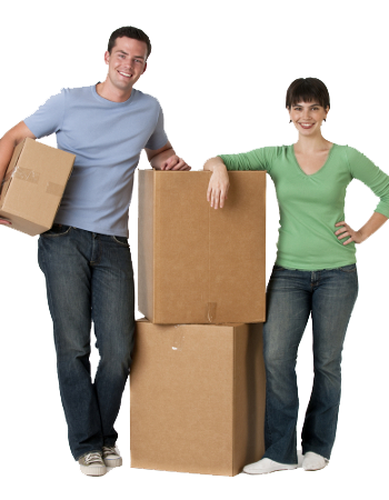 A couple in Munich is moving together and is seeking storage space as the new apartment is too small for their needs